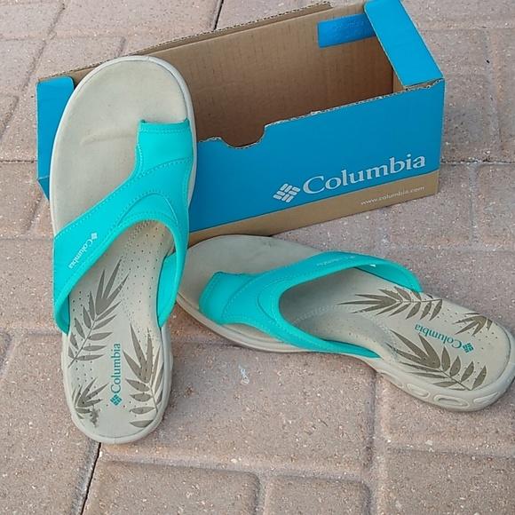 949726fec0fd Columbia Shoes - Columbia women s size 9 sandal kea vent